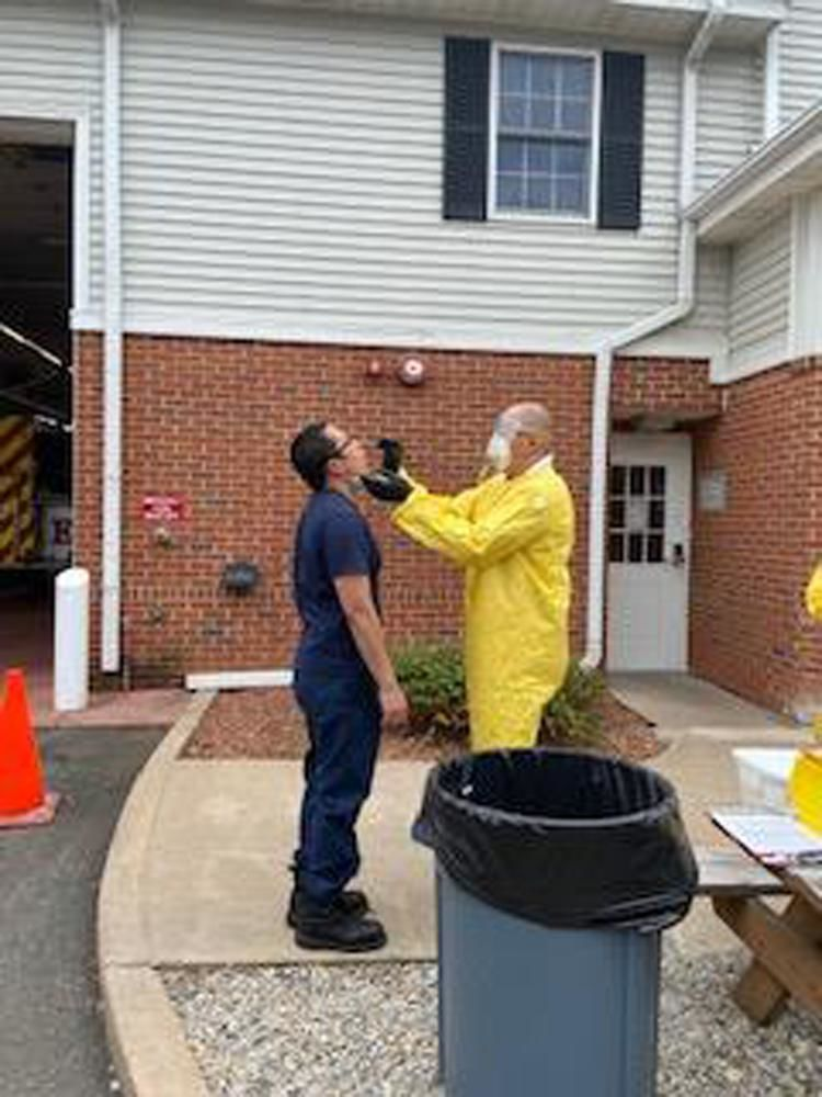 West Hartford, Jackson Lab collaborate on improved COVID-19 testing for first responders