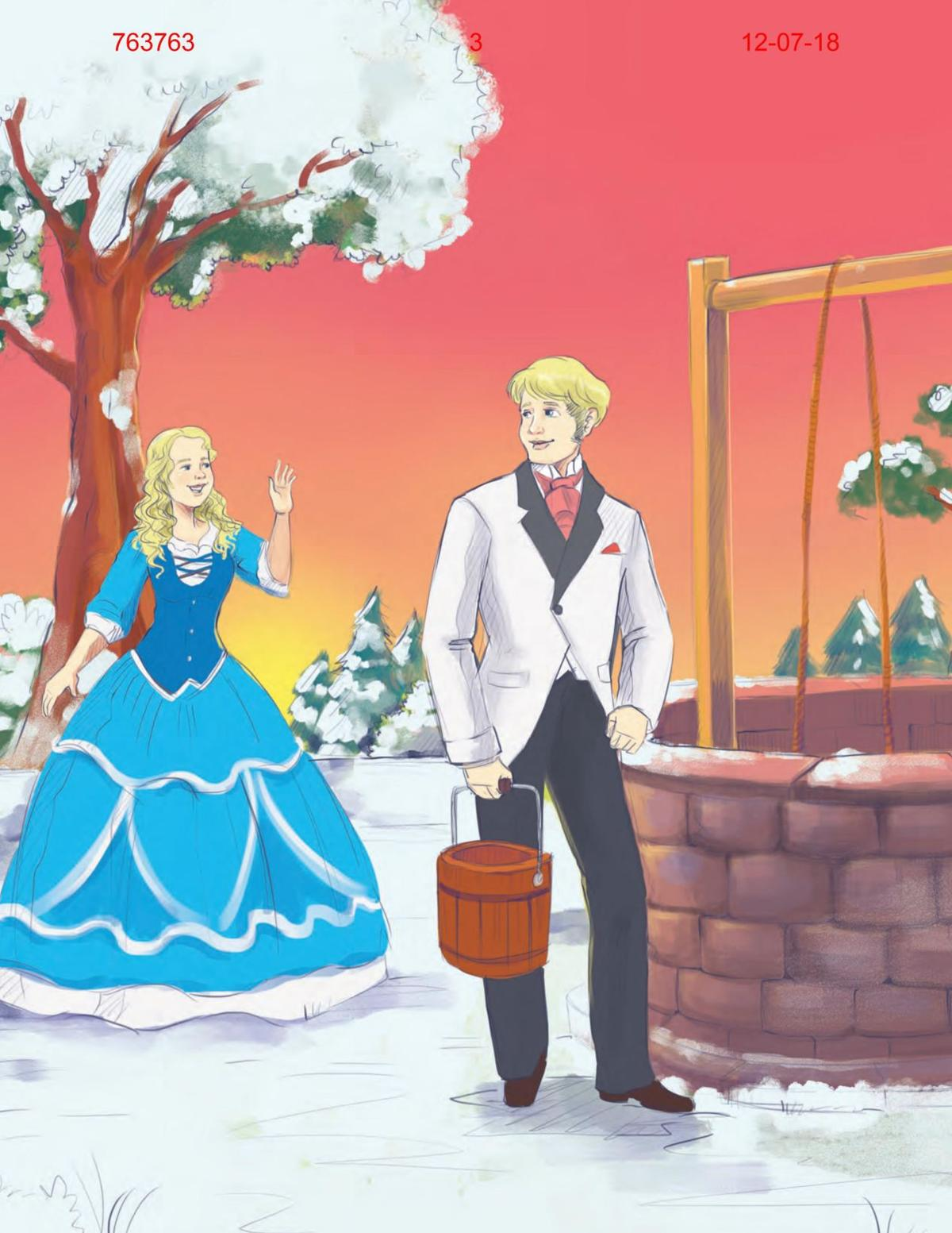 Local author puts new spin on old tale in new children's book