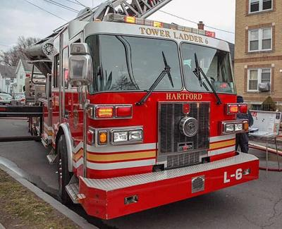 Hartford FD: 3 families displaced by house fire