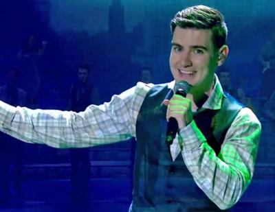 Celtic Thunder tenor to serenade New Britain audience