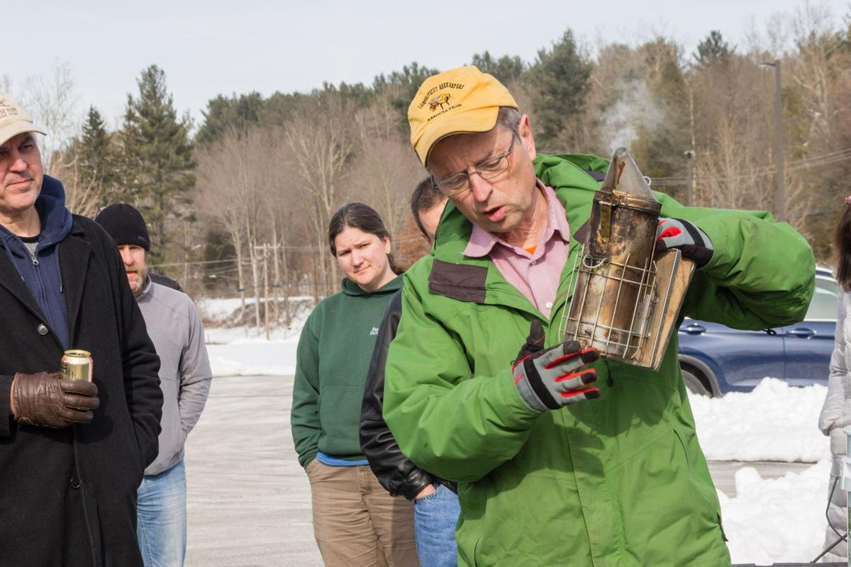 As the importance of honeybees — and the challenge of raising them — maginifies, CT beekeeping classes swell
