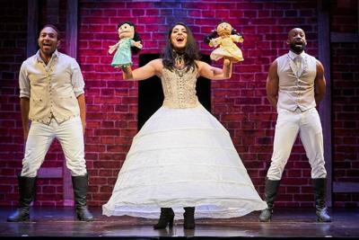 Review: 'Spamilton' shoots straight at its revolutionary targets