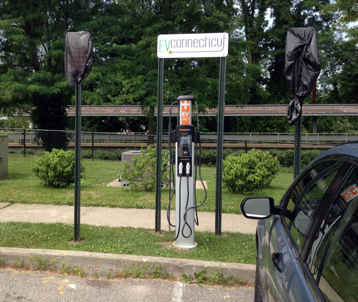 Robert Miller: More electric car charging stations on the way