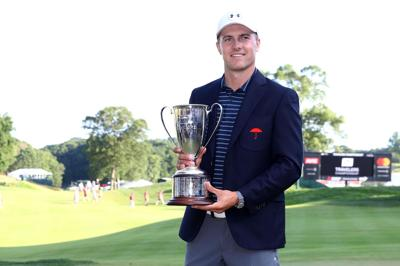 Golf: Jordan Spieth commits to defend title at Travelers Championship