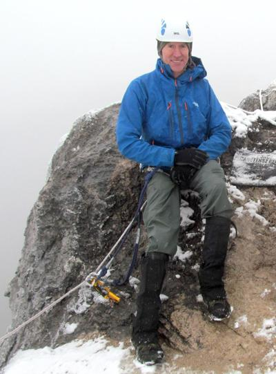 West Hartford resident completes Seven Summit mountain climbing challenge