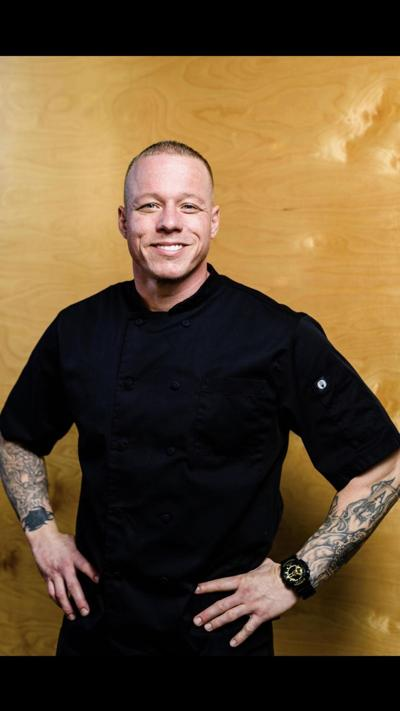 A dozen years after 'Hell's Kitchen,' celeb chef Van Hurd takes on fried chicken and doughnuts