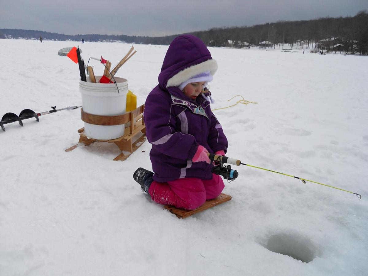 Ice fishing in Connecticut is a cool cure for cabin fever