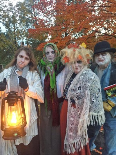 West Hartford Hauntings looking for ghouls