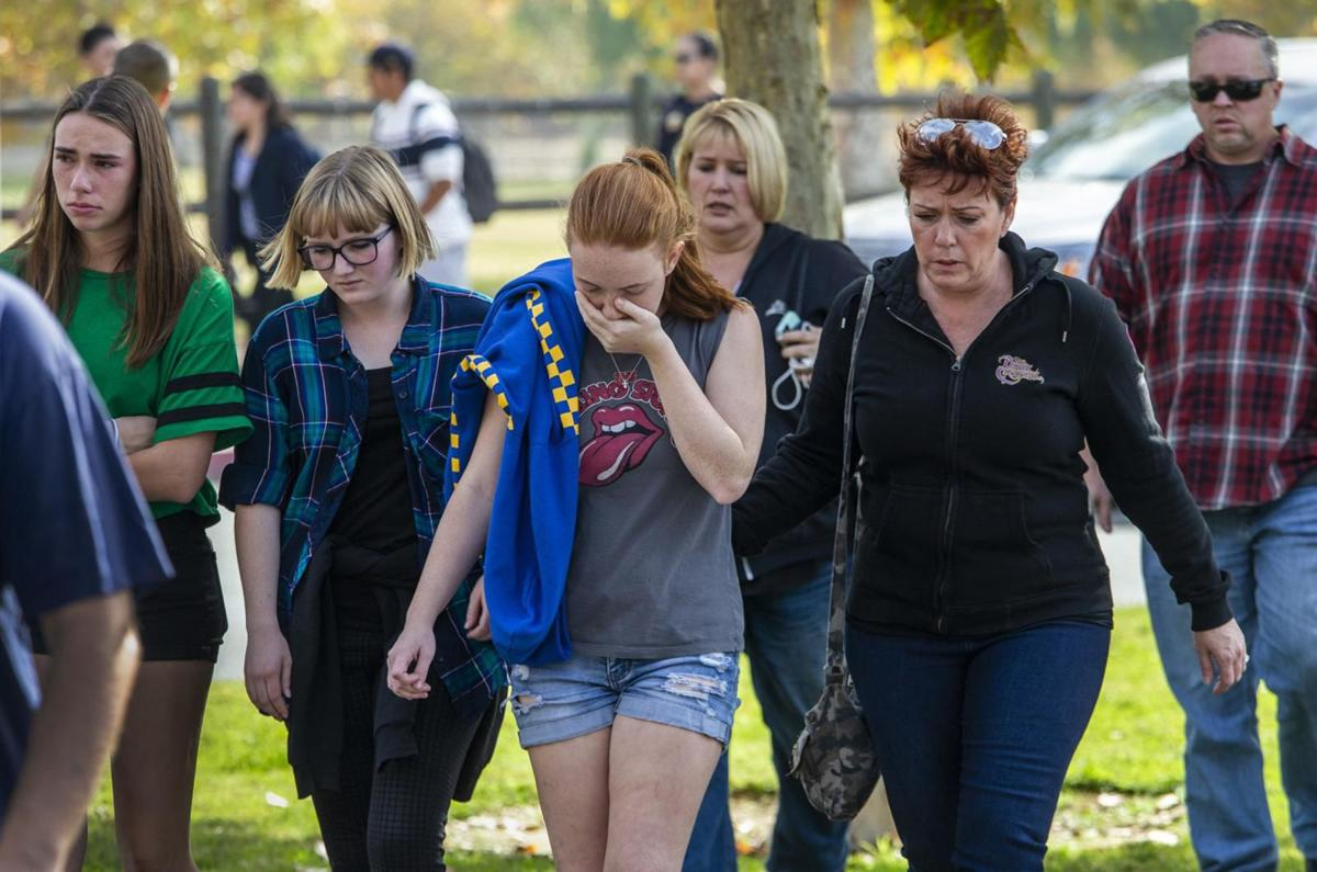 Editorial: Don't get numbed by another school shooting
