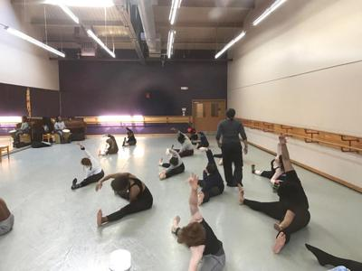 Sonia Plumb School of Dance offers classes for Fall/Winter