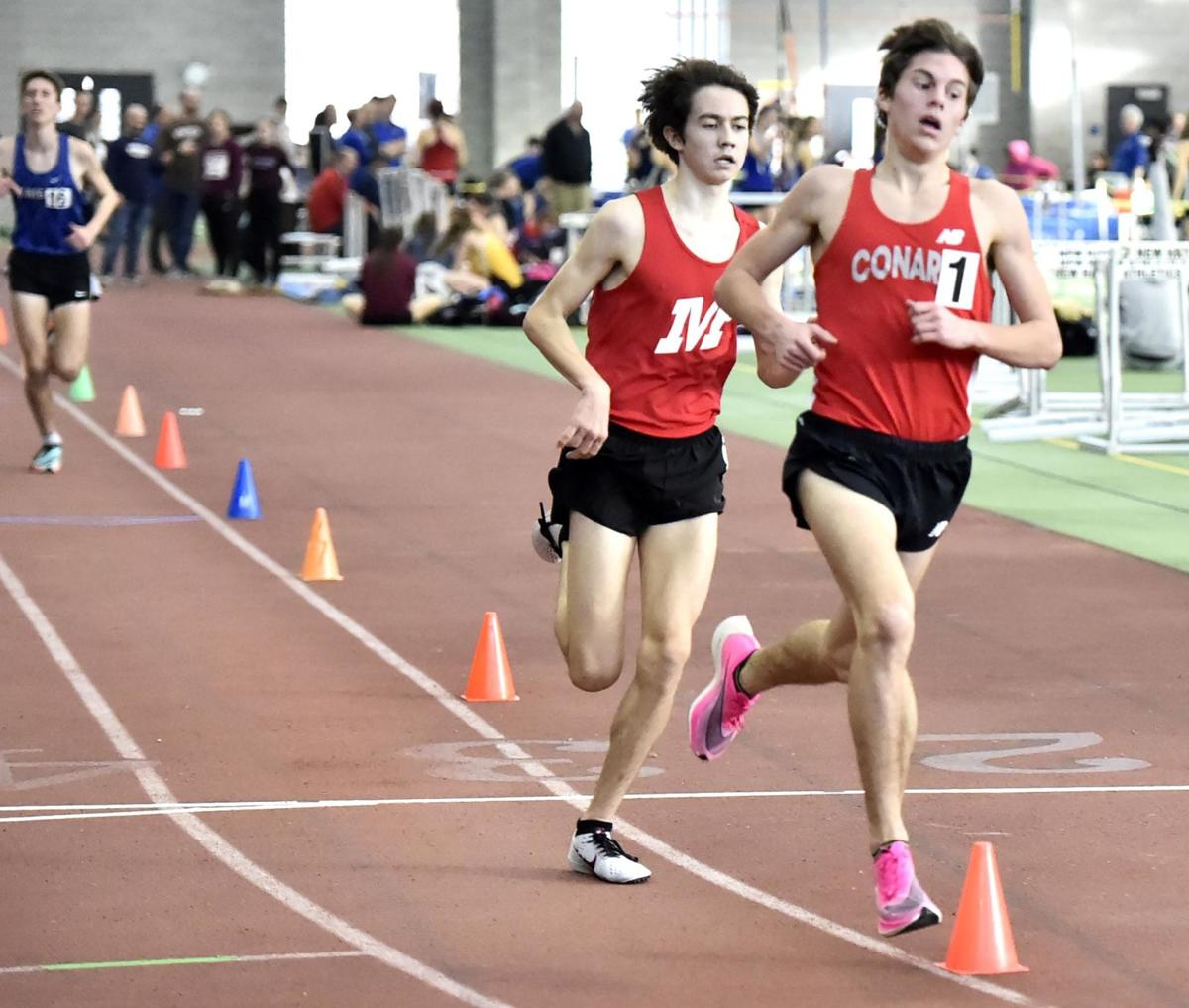 Conard's Sherry shatters State Open record in 3200