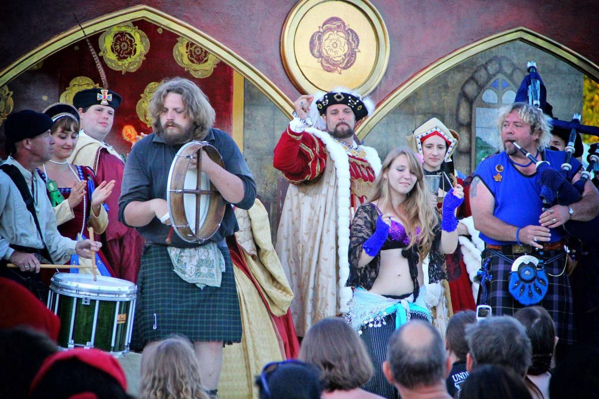 Lords and Ladies! Come to the Renaissance Faire in Lebanon