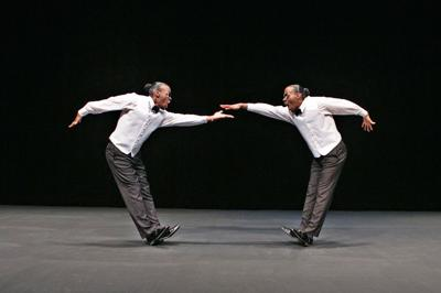 Hip-hop dance duo The Wondertwins presents 'BLACK' at University of Saint Joseph in West Hartford