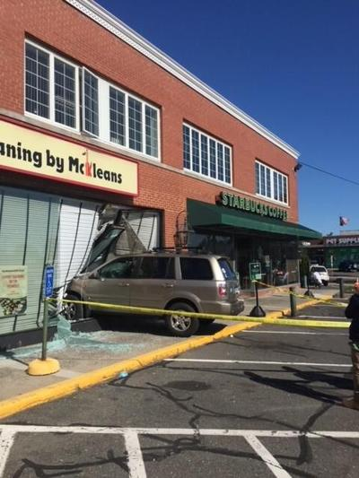 West Hartford police: Vehicle crashes into dry cleaning establishment