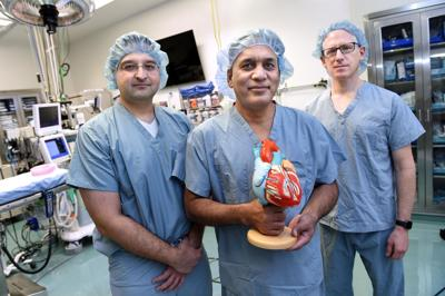 Yale New Haven transplant team saves lives by taking hearts others won't