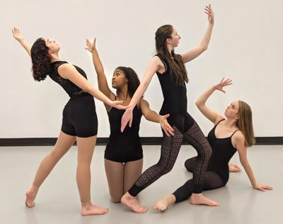 Figments Youth Dance Ensemble presents'The Piece That Fits' in West Hartford