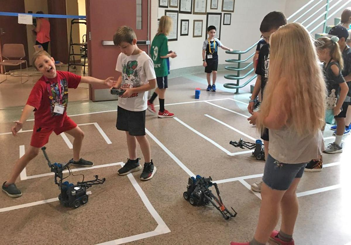 Kingswood Oxford student runs summer engineering camp for middle-schoolers