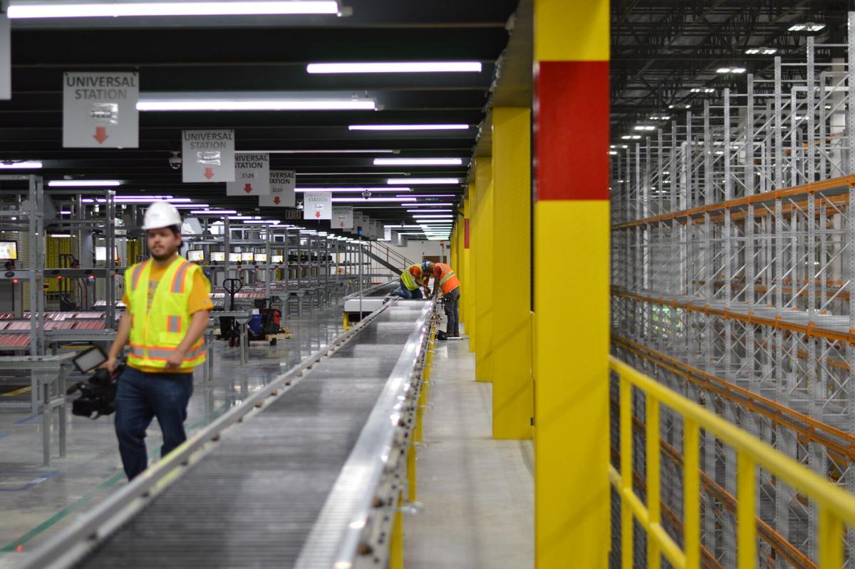 'All about speed': Amazon expands presence in CT with new Wallingford facility