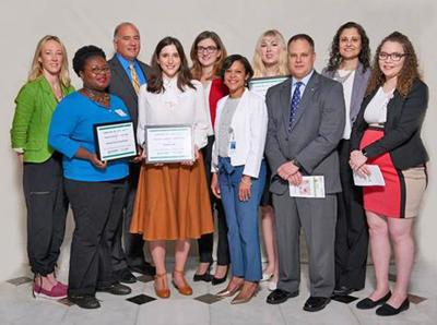 West Hartford student recognized at eesmarts Student Contest