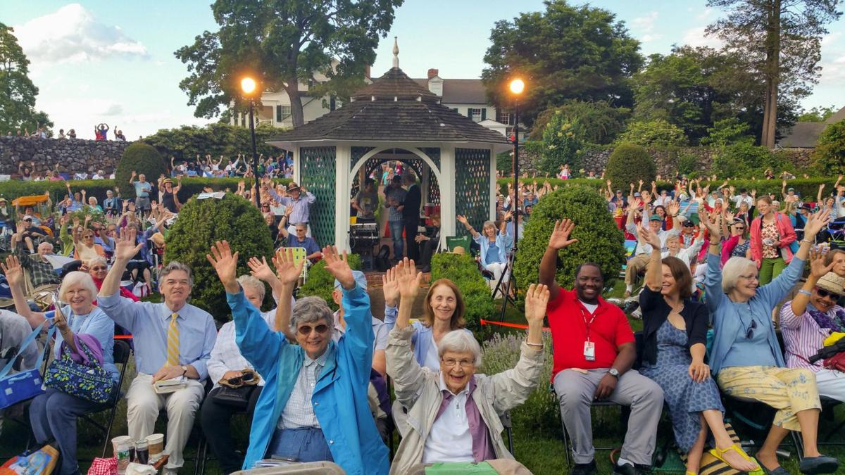 Poets to gather for Sunken Garden Poetry Festival at Hill-Stead Museum in Farmington