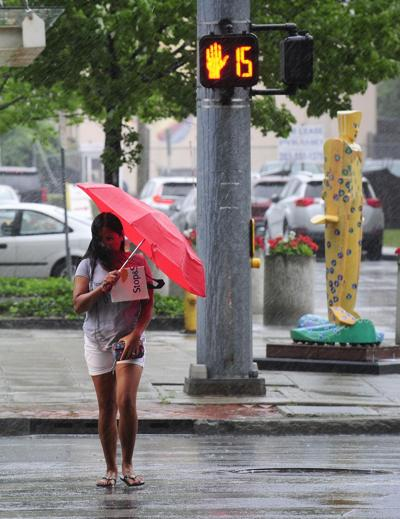 NWS: Chance of rain this weekend, early next week in CT