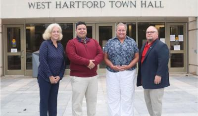 West Hartford Republican chairman 'enthused' by party response