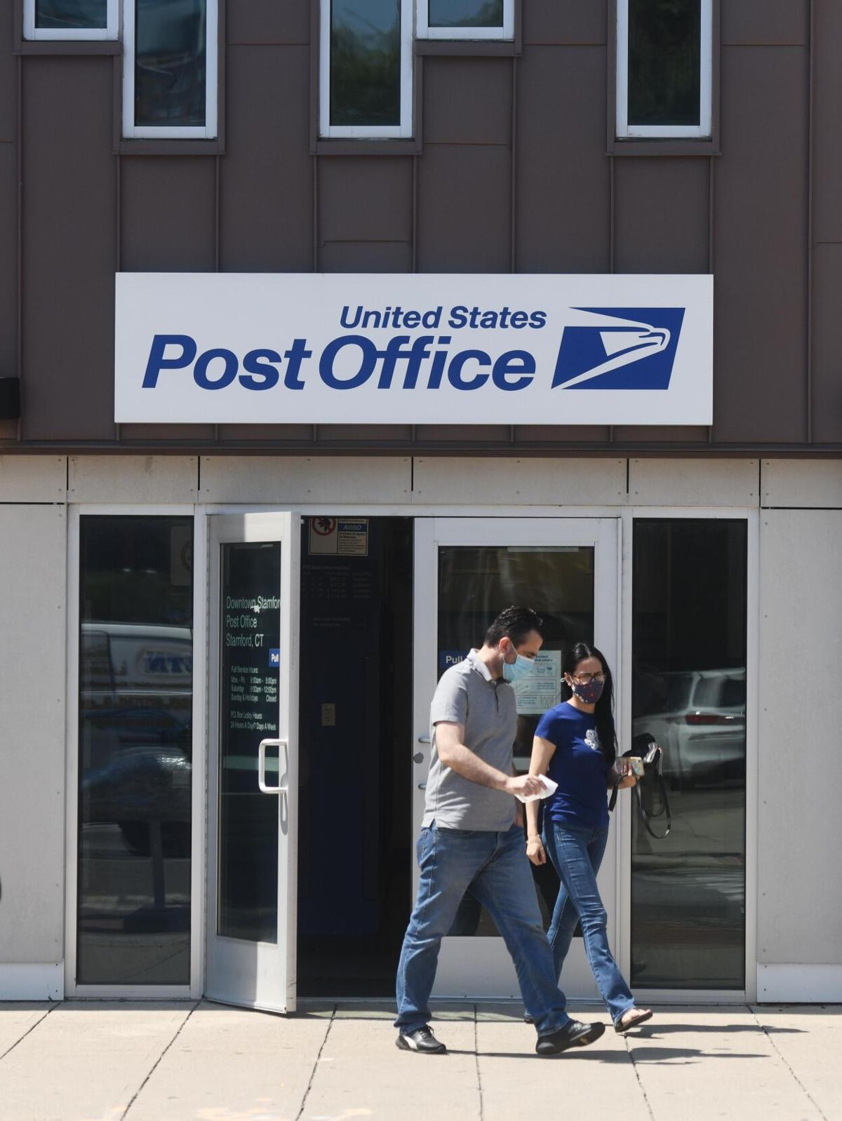 How to vote by mail in Stamford