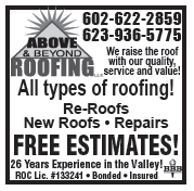 Above Beyond Roofing