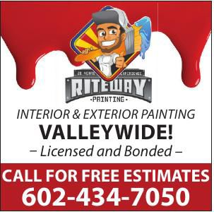 Riteway Interior and Exterior Painting