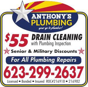 55 DRAIN CLEANING