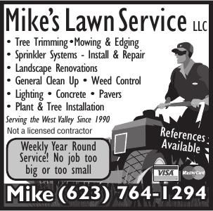 Mike Lawn Services
