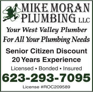 Mike Moran Plumbing