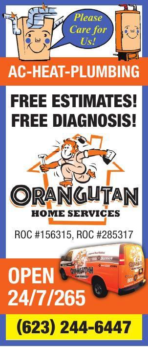 Orangutan Home Services
