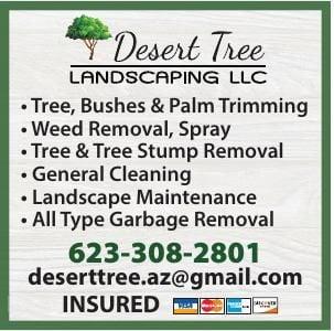 • Tree, Bushes & Palm Trimming
