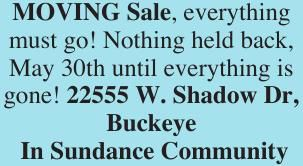 MOVING Sale, everything