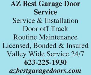 AZ Best Garage Door Service