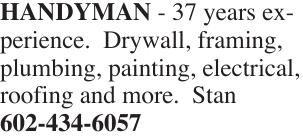 Stan the Handyman