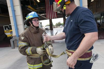 Goodyear Fire Department continues success at Camp F.I.R.E.S.