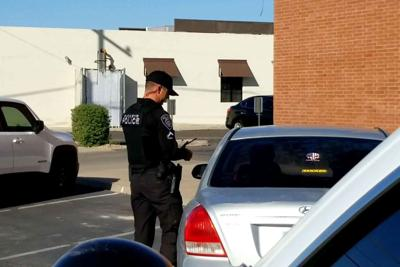 Buckeye Police Department's traffic and DUI enforcement programs