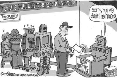 Editorial Comic