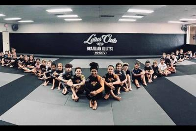 The Lotus Club Fight and Fitness