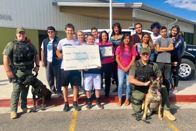 Youngker's Hands 4 Paws raises money for Buckeye K-9 Police