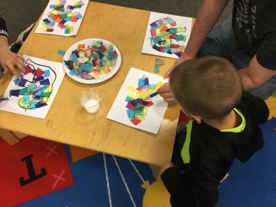 Buckeye holding art contest