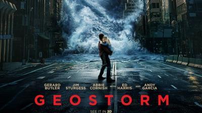 Geostorm – Opens Friday, October 20