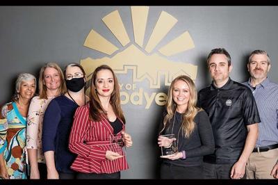 Goodyear's Digital Communications team