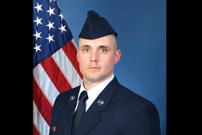 U.S. Air Force Reserve Airman 1st Class Joshua O'Connor