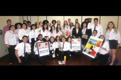 La Joya's Jobs for Arizona Graduates named 'program of the year'