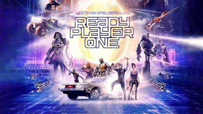 Ready Player One – Opens Friday, March 30