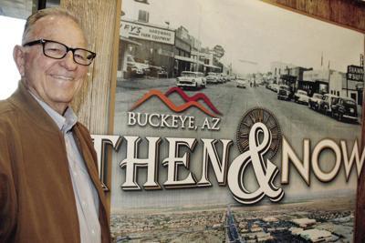 Longtime Buckeye Mayor Jackie Meck