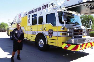Goodyear Fire Captain Jose Aguirre